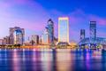 Jacksonville, Florida, USA Skyline - PhotoDune Item for Sale