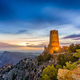 Desert View Watchtower on the Grand Canyon - PhotoDune Item for Sale