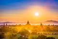 Bagan, Myanmar Ancient Temple Landscape - PhotoDune Item for Sale