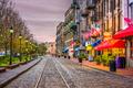 River Street, Savannah, Georgia, USA - PhotoDune Item for Sale
