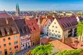 Nuremberg, Germany Old Town Skylin - PhotoDune Item for Sale