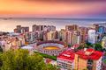 Malaga, Spain Cityscape - PhotoDune Item for Sale