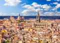 Toledo, Spain Skyline - PhotoDune Item for Sale