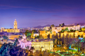 Malaga, Spain Skyline - PhotoDune Item for Sale