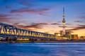 Tokyo, Japan River Skyline - PhotoDune Item for Sale