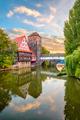 Hangman's Bridge, Nuremberg, Germany - PhotoDune Item for Sale
