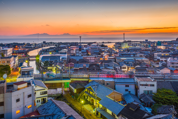 Shimabara, Japan - Stock Photo - Images