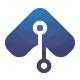 Tech Arrow Logo Template