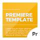 Corporate Promo // Premiere Pro - VideoHive Item for Sale
