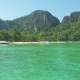 Beautiful Beach with White Sand on Phi Phi Island - VideoHive Item for Sale