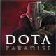 Dota Paradise | Gaming Blog & Clan WordPress Theme
