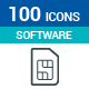 Software & Hardware Icons - GraphicRiver Item for Sale
