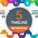 Infographic Elements - Timeline - GraphicRiver Item for Sale