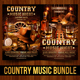 Country Music Bundle - GraphicRiver Item for Sale