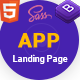 AppsRow - App Landing Page Template