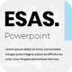 Esas Powerpoint Template - GraphicRiver Item for Sale