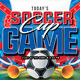 Soccer Cup Game Day - GraphicRiver Item for Sale