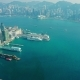 Hong Kong Aerial View - VideoHive Item for Sale