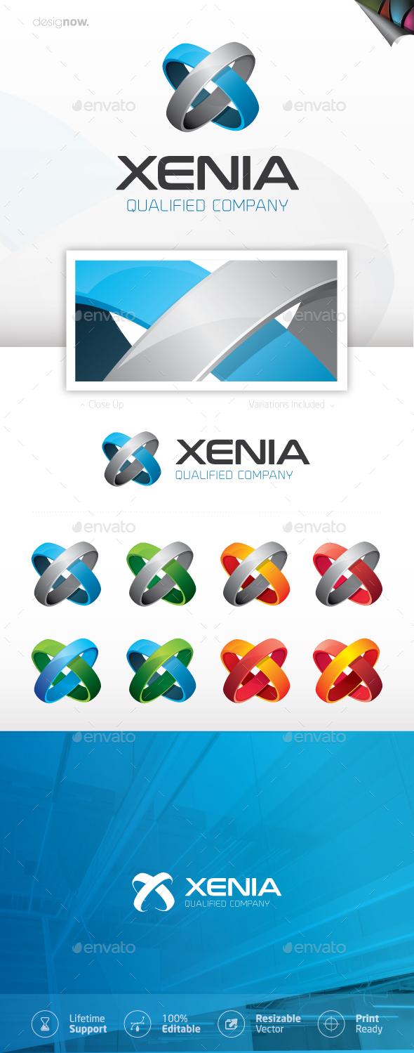 Rings Cross Logo - Company Logo Templates