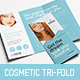 Cosmetic Tri-Fold Brochure Template - GraphicRiver Item for Sale
