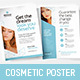 Cosmetic Poster Templates - GraphicRiver Item for Sale