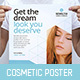 Cosmetic Poster Template - GraphicRiver Item for Sale