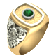 Ring for mens - 3DOcean Item for Sale