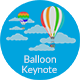 Balloon Keynote - GraphicRiver Item for Sale