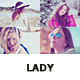 Lady Photoshop Actions - GraphicRiver Item for Sale