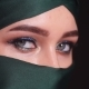 Portrait of an Attractive Young Modern Muslim Woman in Hijab - VideoHive Item for Sale
