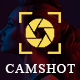 CamShot : Photography Portfolio HTML Template