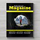 Adventure Magazine - GraphicRiver Item for Sale