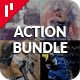 Gold V3 Photoshop Action Bundle - GraphicRiver Item for Sale