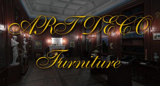 ART DECO Furniture