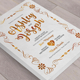 Gold and White  Wedding Invitation Full Set - GraphicRiver Item for Sale
