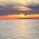 Seascape Sunset with Dolphins - VideoHive Item for Sale