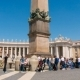 Monument Obelisk of the Vatican in St. Peter's Square Rome - VideoHive Item for Sale
