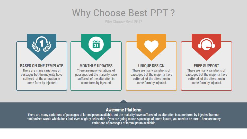 Powerpoint Presentation Template By Rojdark Graphicriver