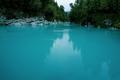 New Zealand Tourism Hokitika Gorge Wide Landscape from Low - PhotoDune Item for Sale