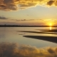 Sunset Over River - VideoHive Item for Sale