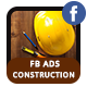 Construction Facebook Ad Banners - AR
