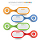 4 Steps Infographic Design - GraphicRiver Item for Sale
