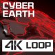 Cyber Earth - VideoHive Item for Sale