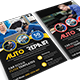 Car Repair Flyer - GraphicRiver Item for Sale