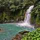 Waterfall in Costa Rica - VideoHive Item for Sale