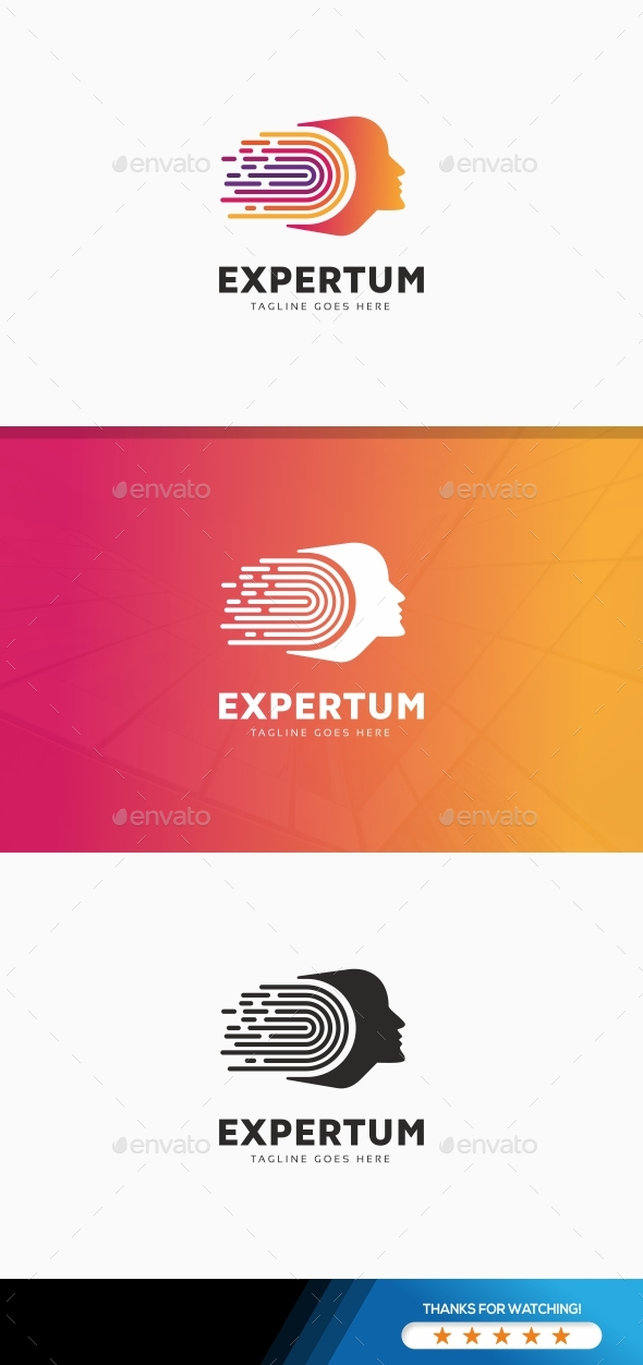 Virtual Human Logo - Humans Logo Templates