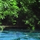 Sra Morakot Blue Pool at Krabi Province in Thailand. Famous Natural Attraction in Krabi - VideoHive Item for Sale
