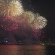 Chinese New Year Fireworks in Hong Kong - VideoHive Item for Sale