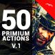 50 Premium Actions V.1