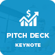 Bundle 2 in 1 Startup Pitch Deck Keynote Template 2018 - GraphicRiver Item for Sale